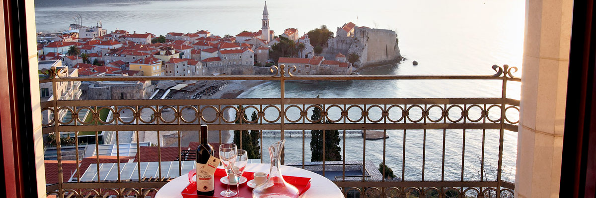 Budva at a Glance